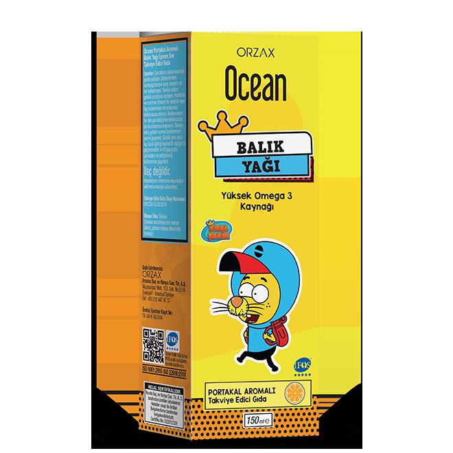 Ocean Balık Yağı