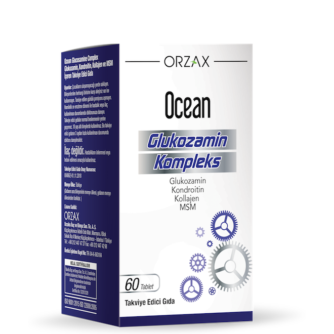 Ocean Glukozamin kompleks