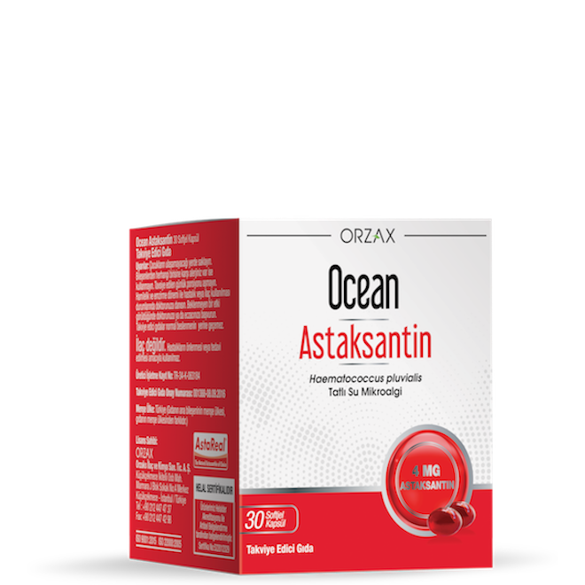 Ocean astaksantin