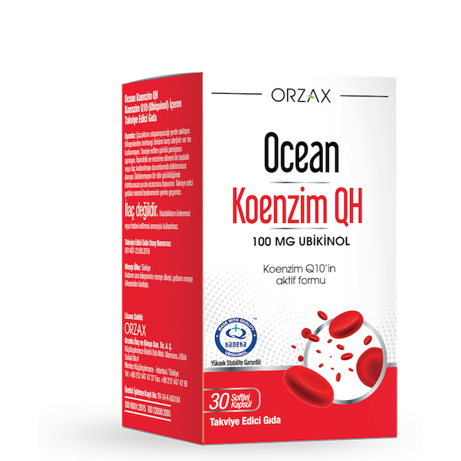 Ocean koenzim qh