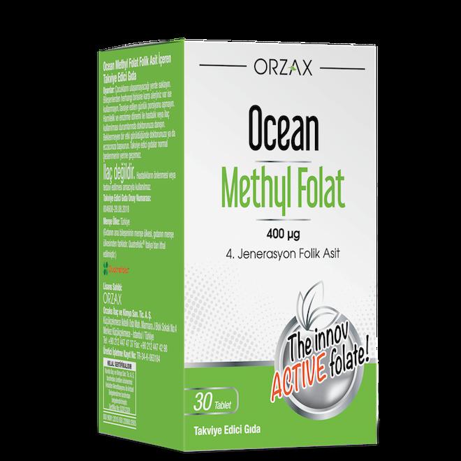 Ocean methyl folat