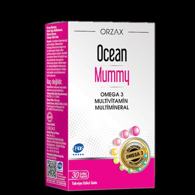 Ocean Mummy