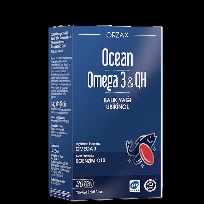 Ocean omega 3 qh