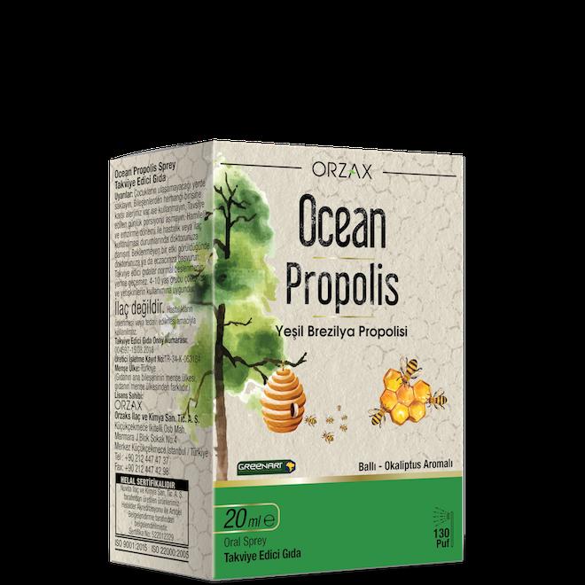 Ocean propolis
