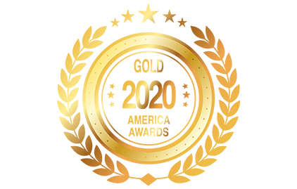 America awards gold