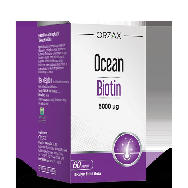 Ocean Biotin
