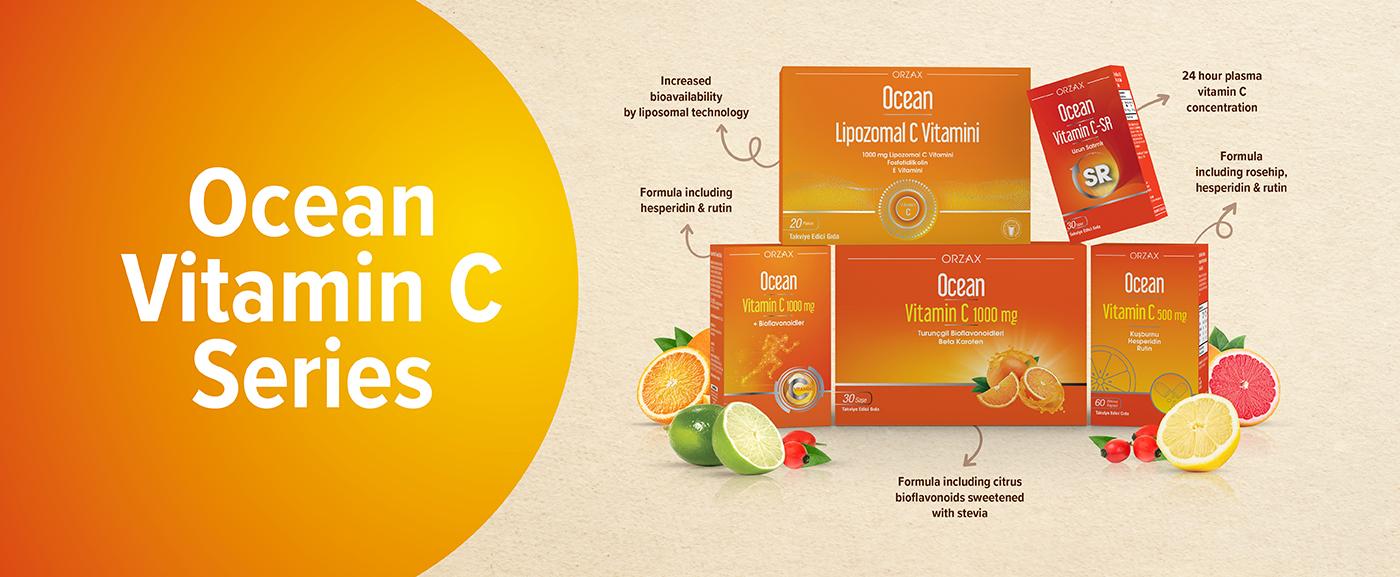 Ocean Vitamin C Series