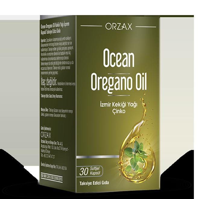 Ocean Oregano Oil